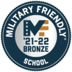 Military Friendly Bronze Seal 20-21